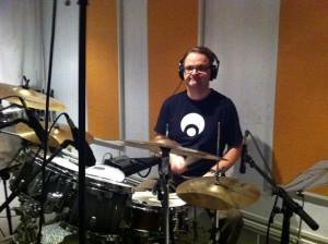 Johan i studion